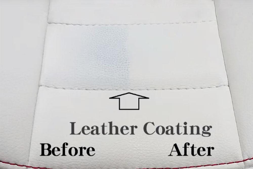 本革をスレや汚れ、色あせから保護。