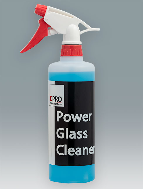 D-PRO Power Glass Cleaner
