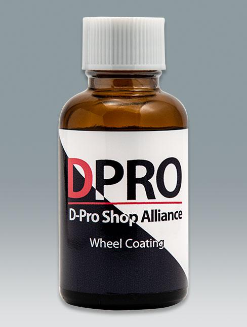 D-PRO Principle Wheel Coating 高性能ホイールガラスコート剤